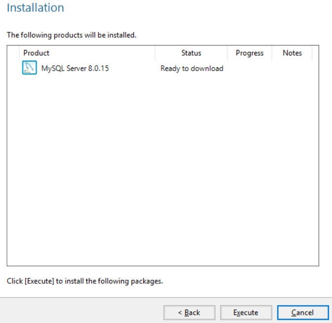 How to install MySQL Server 8 on Windows with screenshots