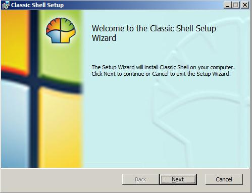 How to install and show classic Windows Explorer and Start Menu on