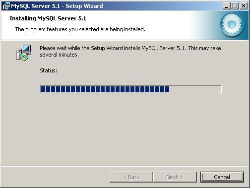 mysql server download and install