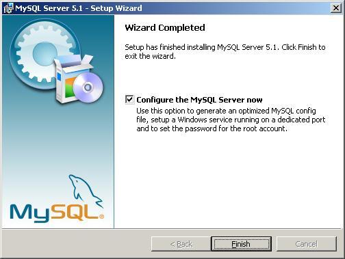 How to install MySQL server 5 1 on Windows with screenshots